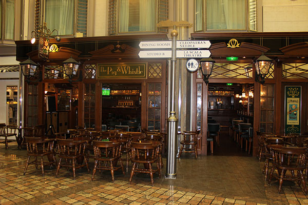 Pig & Whistle pub